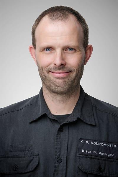 Klaus Østergaard