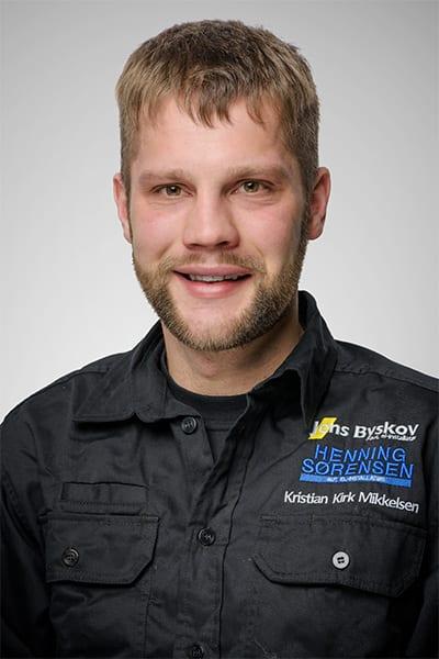 Kristian Kirk Mikkelsen