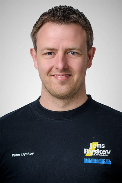 Peter Byskov Sandsberg